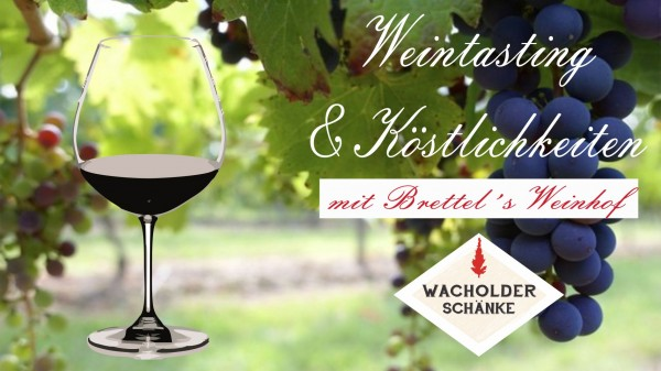 Wein Tasting am 14.10.2021