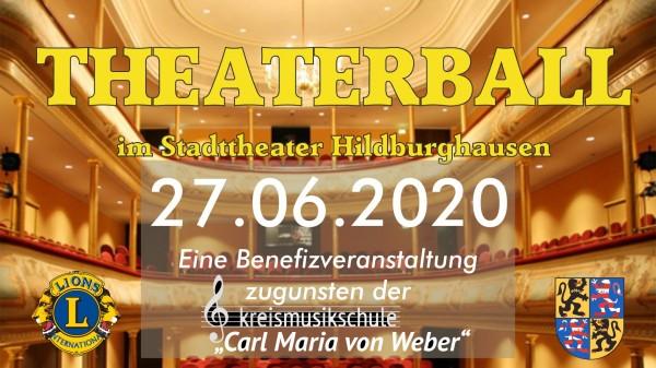 Theaterball 27.06.2020